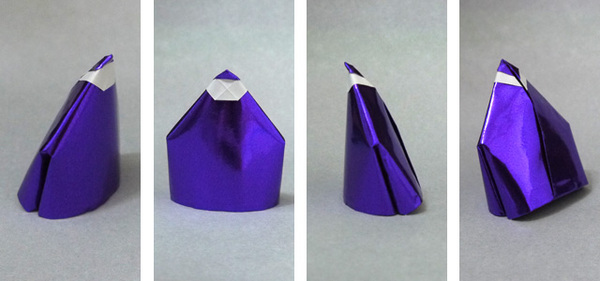 折り紙 マツコデラックス