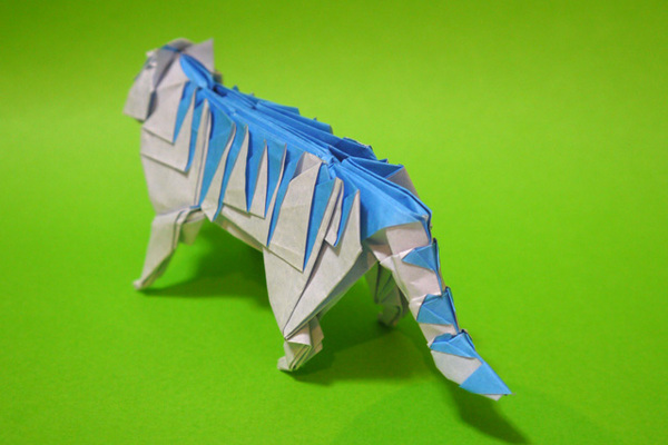 折り紙 虎(十二支)