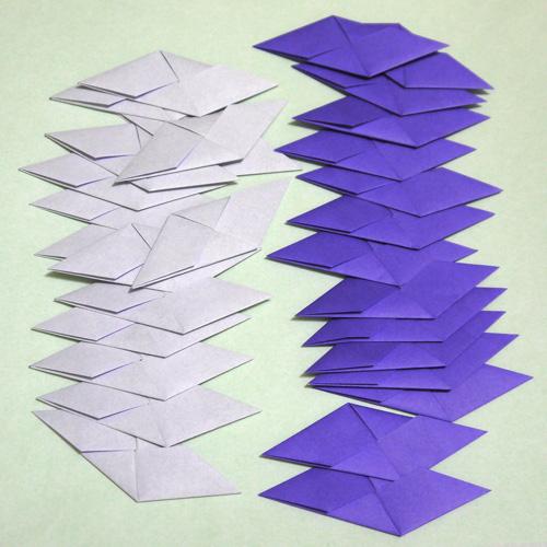 折り紙 東京オリンピックのくす玉