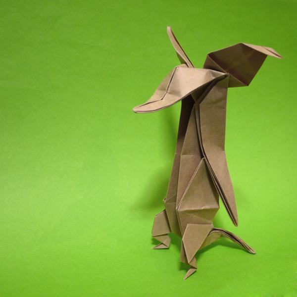 折り紙 ムーミン