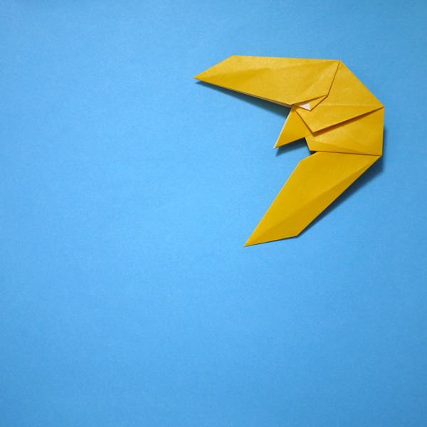 折り紙 お月さま