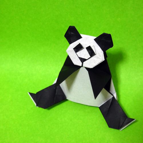 クリスマス 折り紙 パンダ 折り紙 : divulgando.net