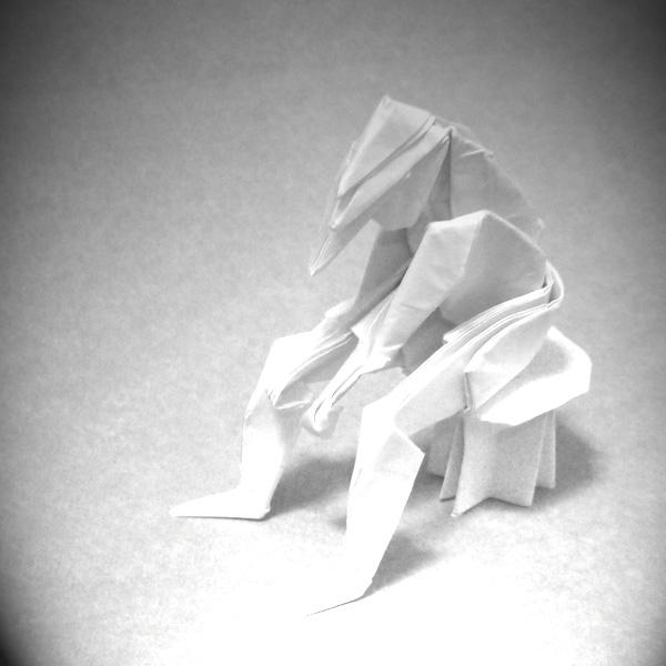 折り紙 あしたのジョー