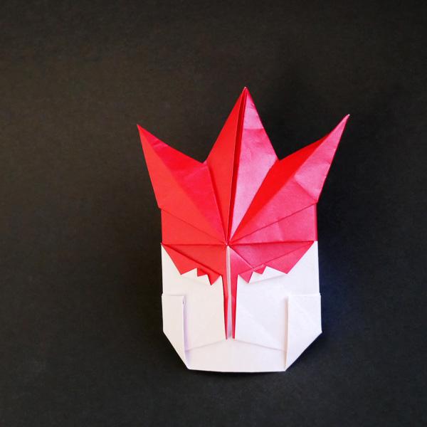 折り紙のデーモン閣下