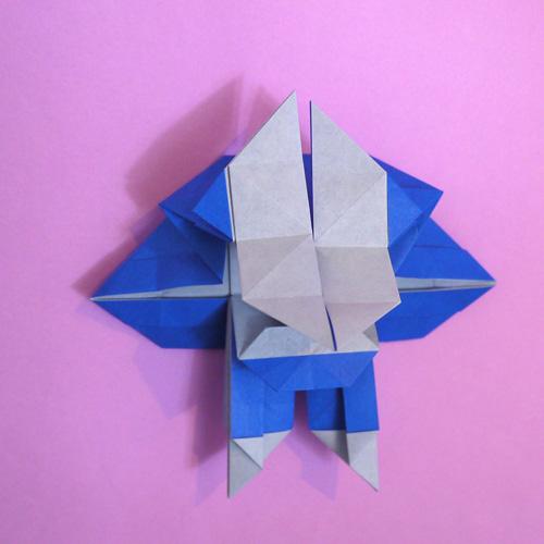 折り紙 基本形