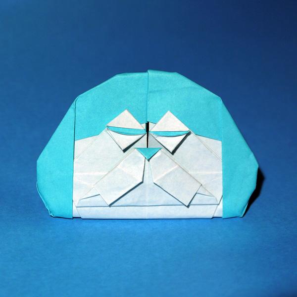 折り紙 ドラえもん