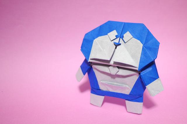 折り紙 ドラえもん DORAEMON