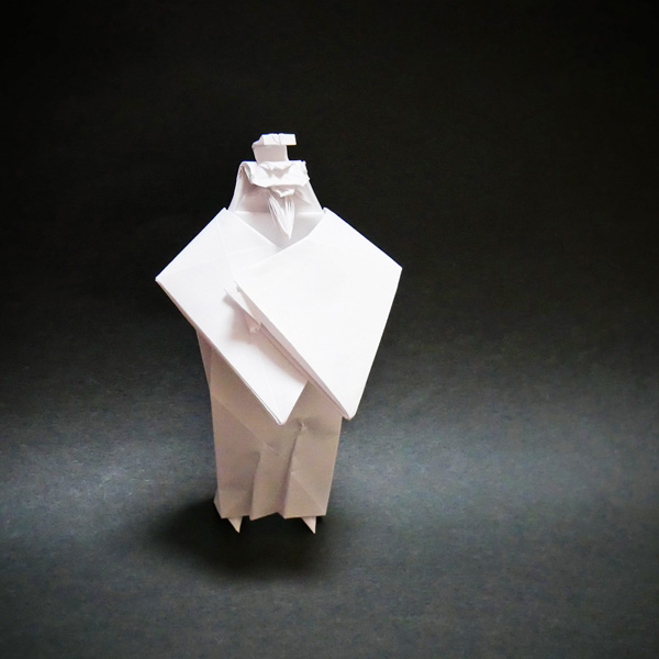 折り紙の皇帝