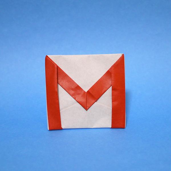 折り紙 Gメールのロゴ