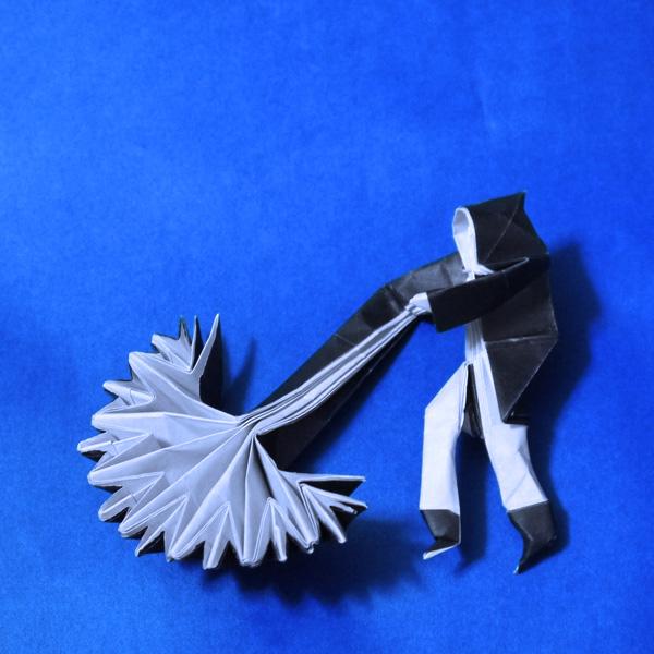 折り紙 花火