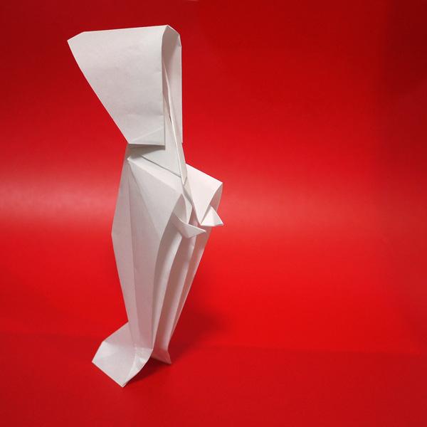 折り紙 和装の花嫁