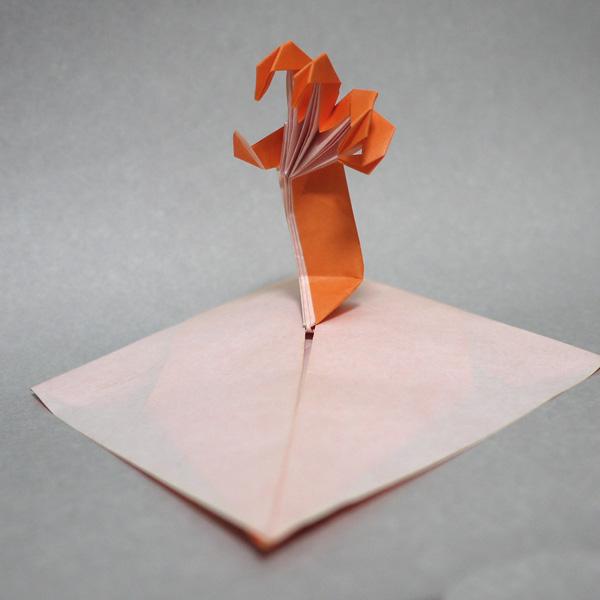 折り紙 手