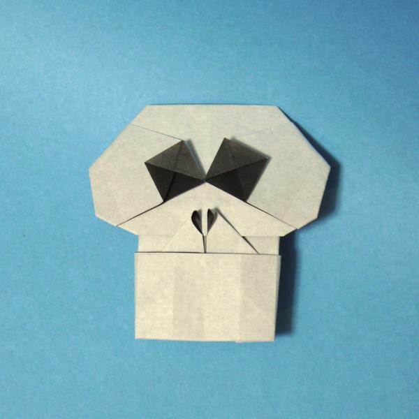 すべての折り紙 折り紙折り方キャラクターアンパンマン : ... アンパンマン) - 折り紙 Origami