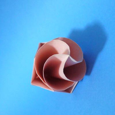 折り紙 ソフトクリーム