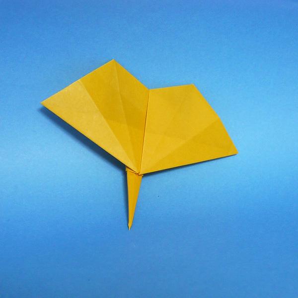 折り紙 イチョウ