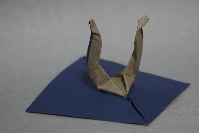 折り紙 犬神家の一族