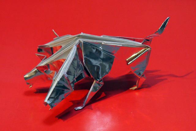 ハート 折り紙:折り紙 バナナ 折り方-divulgando.net