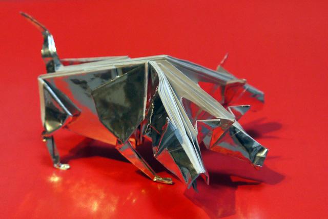 折り紙 ケルベロス