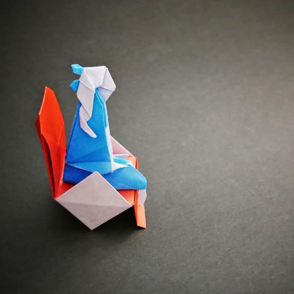 折り紙のクララ