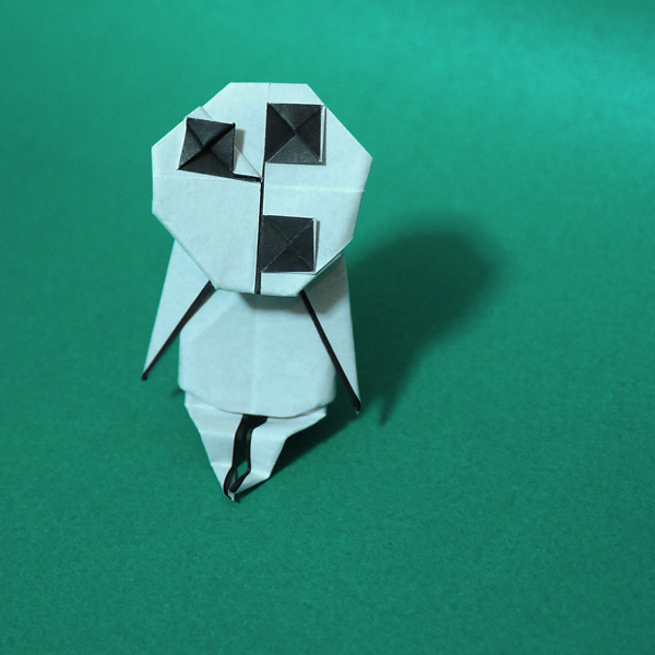 折り紙 コダマ もののけ姫
