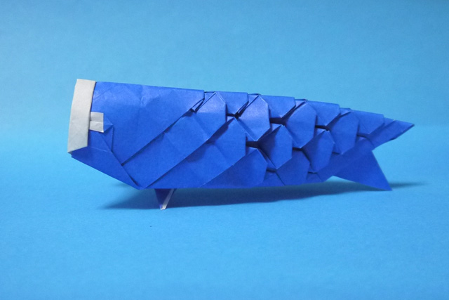折り紙 こいのぼり