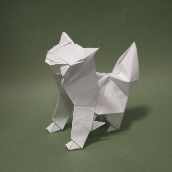 ハート 折り紙 折り紙 カマキリ 折り方 : divulgando.net