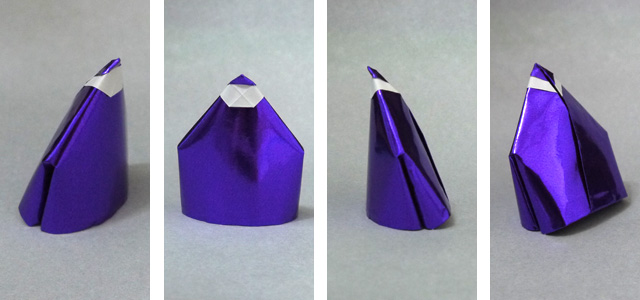 すべての折り紙 折り紙 メガネ : 折り紙 マツコデラックス 不 ...