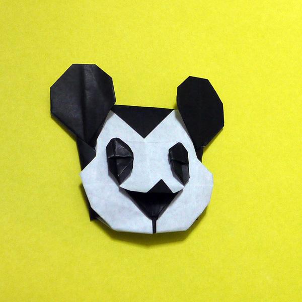 折り紙 ミッキーマウス