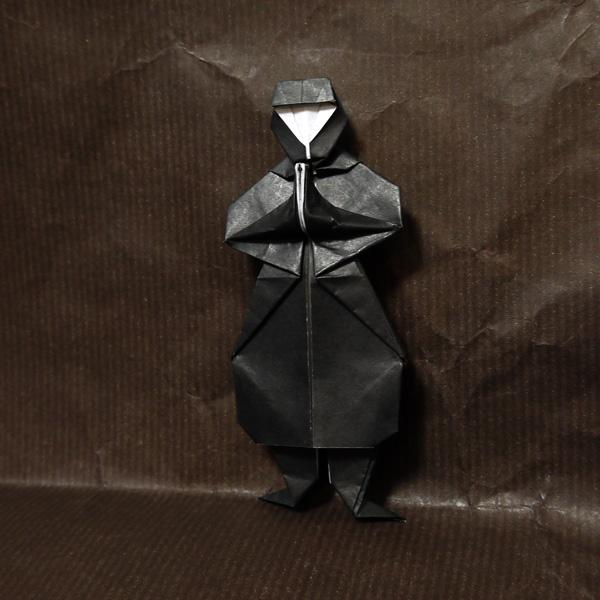 折り紙 忍者