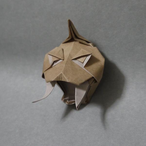 折り紙 ペギラ
