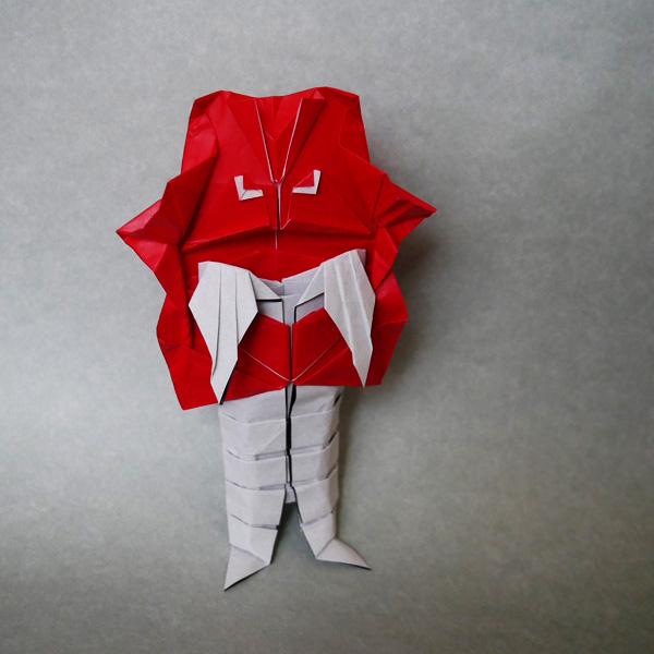 折り紙のピグモン