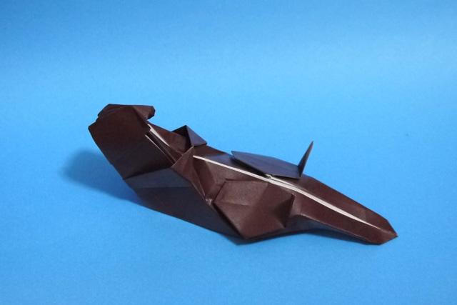 折り紙 ラッコ