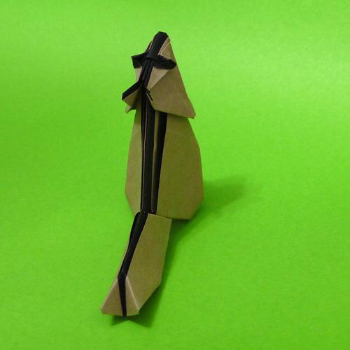 クリスマス 折り紙 折り紙 セミ 簡単 : hagifood.com