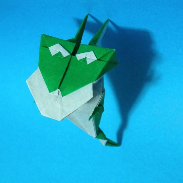 折り紙 龍