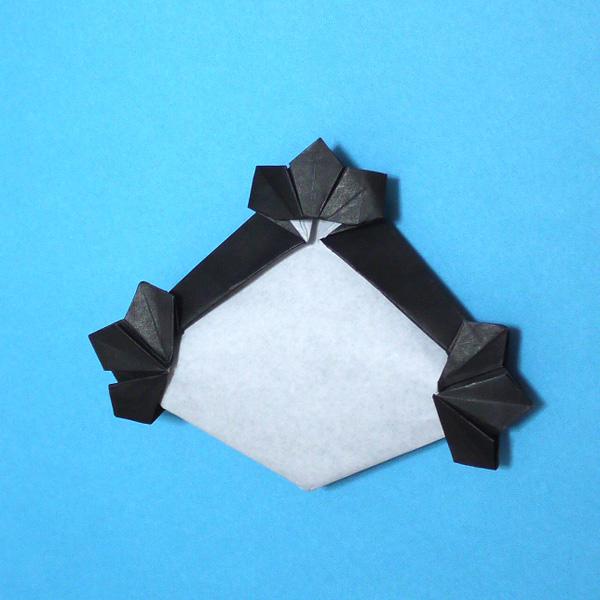 折り紙 サザエさん