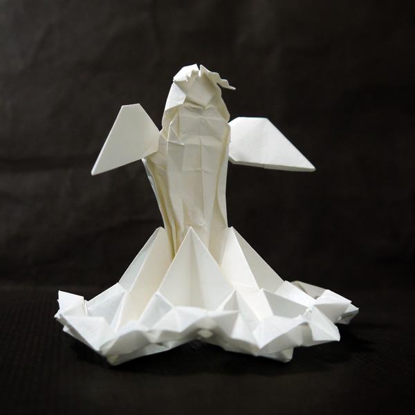 折り紙 天使