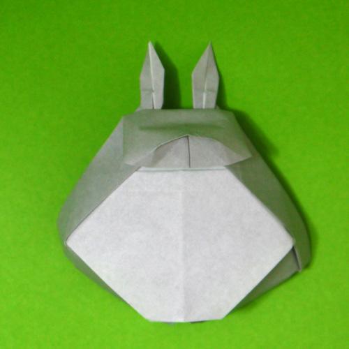 折り紙 トトロ