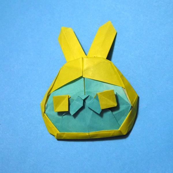 折り紙 USAピョン 妖怪ウォッチ