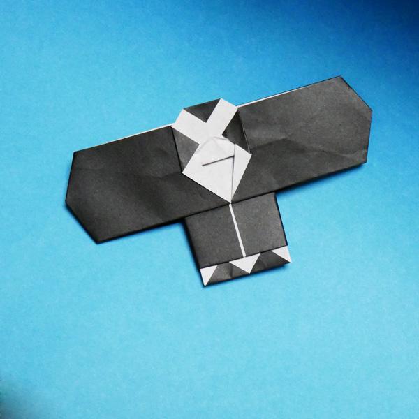 折り紙の奴凧